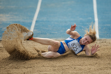 Georgiana Iuliana Anitei European Athletics Youth Championships - Day 2