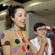 Georgie Flores Nintendo Demos New Titles For Nintendo Switch For Celebrities At 2019 E3 Gaming Convention