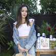 Georgie Flores Sakara Life + Rothy's Celebrate 'Eat Clean Play Dirty' Cookbook Launch