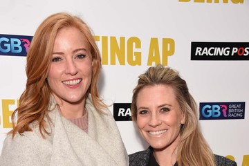 Georgie Thompson 'Being AP' - UK Gala Screening - Red Carpet Arrivals