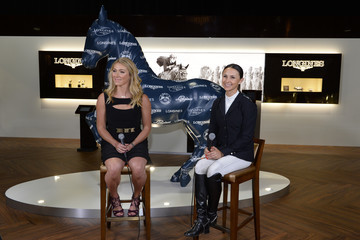Georgina Bloomberg Longines Masters of Los Angeles 2016