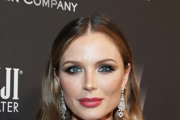 Georgina Chapman The Weinstein Company and Netflix Golden Globes Party Presented With FIJI Water