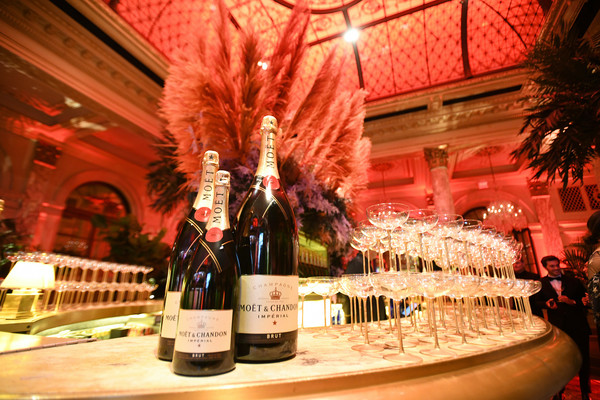 Moët & Chandon Toasts To The Icons At Harper's BAZAAR ICONS Party 2019 In New York City
