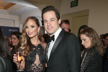 Georgina Chapman The Weinstein Company's Pre-Oscar Dinner in partnership with Bvlgari and Grey Goose