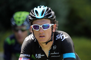 Geraint Thomas Tour Down Under: Stage 2