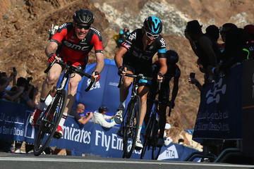 Geraint Thomas Tour of Dubai: Stage 3