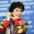 Geraldine Chaplin 'La Fiera Y La Fiesta' Press Conference - 69th Berlinale International Film Festival