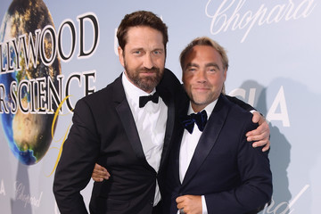 Gerard Butler UCLA IoES Honors Barbra Streisand And Gisele Bundchen At The 2019 Hollywood For Science Gala