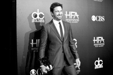 Gerard Butler Alternative Views of the 18th Annual Hollywood Film Awards