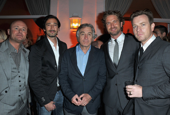 IWC Filmmakers Dinner At Eden Roc - Cocktail Reception - 65th Annual Cannes Film Festival