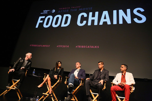 Tribeca Talks: After the Movie: Food Chains - 2014 Tribeca Film Festival