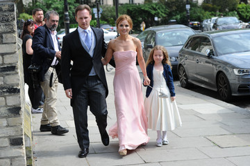 Geri Halliwell Poppy Delevingne and James Cook Get Married — Part 2