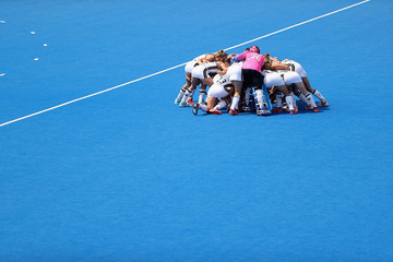 Germany Germany vs. South Africa - FIH Womens Hockey World Cup