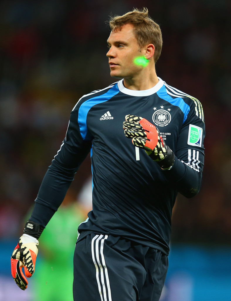 manuel neuer in germany v algeria zimbio. Black Bedroom Furniture Sets. Home Design Ideas