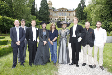 Gero von Boehm 'Der Clan' Photo Call in Austria