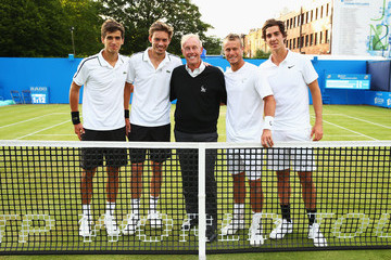 Gerry Armstrong Aegon Championships - Day Three