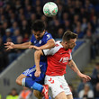 Gethin Jones Leicester City vs. Fleetwood Town - Carabao Cup Second Round