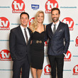Gethin Jones TV Choice Awards - Red Carpet Arrivals