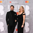 Gethin Jones The BRIT Awards 2019 - Red Carpet Arrivals