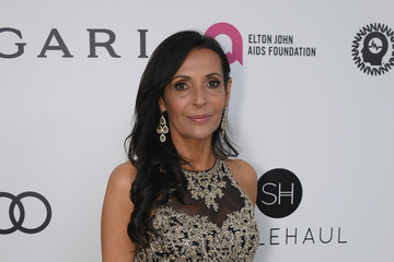 Ghada Dergham 25th Annual Elton John AIDS Foundation's Oscar Viewing Party - Red Carpet