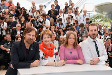"""Ghita Norby """"Jauja"""" Photocall- The 67th Annual Cannes Film Festival"""