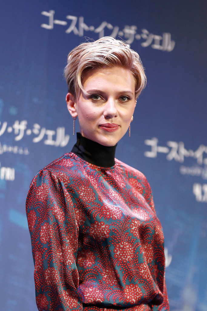 'Ghost in the Shell' Japan Press Conference - Zimbio