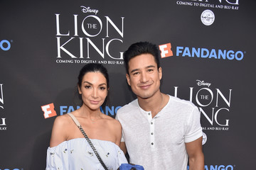 Gia Francesca Lopez 'The Lion King' Sing-Along at the Greek Theatre in Los Angeles in Celebration of the In-Home Release