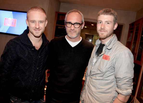 "Diesel Presents The Film Premiere Dinner For ""Here"" At The Nivea For Men House - 2011 Park City"