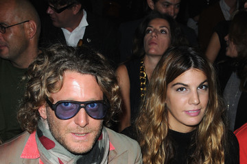 Lapo Elkann Bianca Brandolini D'adda Giambattista Valli - Paris Fashion Week Spring/Summer 2010