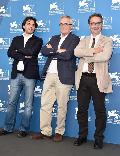 'La Cina E' Vicina' Photo Call in Venice