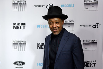 Giancarlo Esposito Fast Company Hosts a Pre-Reception for a Screening of 'The Disaster Artist' at the FC Grill in Austin