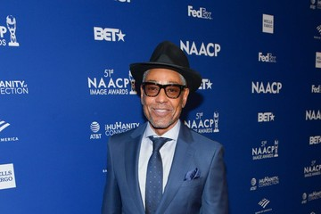 Giancarlo Esposito 51st NAACP Image Awards - Non-Televised Awards Dinner - Arrivals