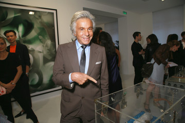 Giancarlo Giammetti Venyx New Collection Cocktail Launch