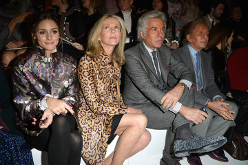 Giancarlo Giammetti Valentino : Front Row  - Paris Fashion Week Womenswear Fall/Winter 2014-2015