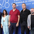 """Giancarlo Martini """"Freaks Out"""" Photocall - The 78th Venice International Film Festival"""