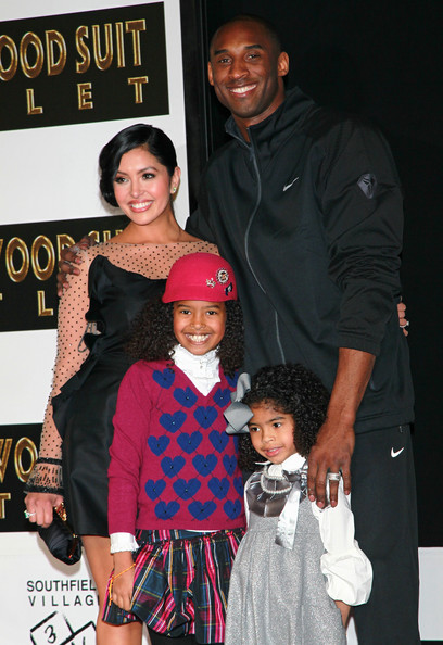 kobe bryant wife and kids. kobe bryant wife and kids.