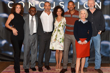 Giannina Scott 'Concussion' Cast Photo Call