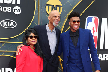 Giannis Antetokounmpo 2019 NBA Awards Presented By Kia - Red Carpet