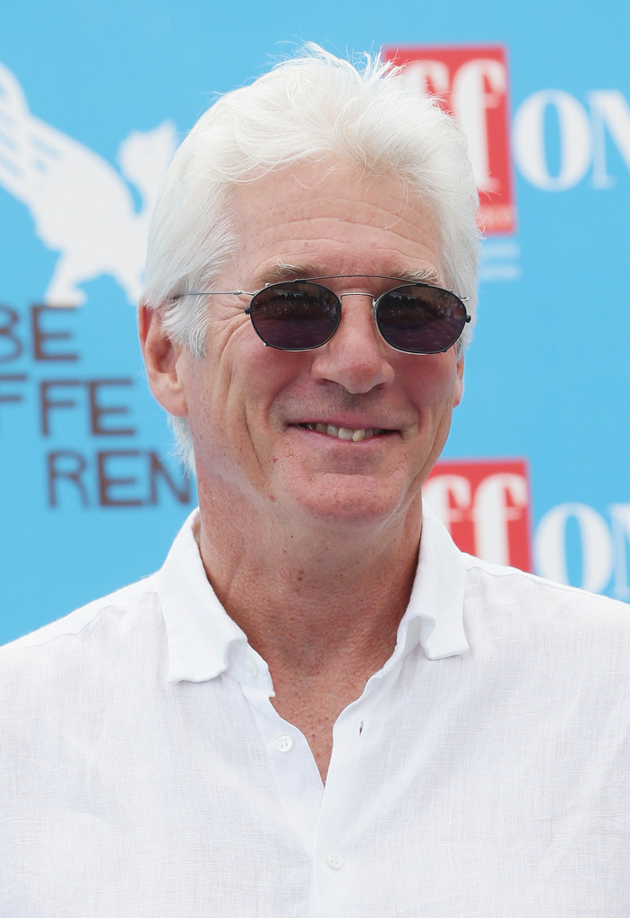 richard gere photos photos giffoni film festival day 5