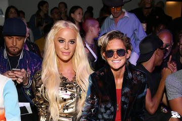 Gigi Gorgeous Disney Villains X The Blonds NYFW Show - Front Row & Backstage