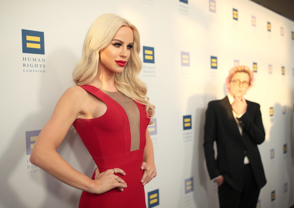 The Human Rights Campaign 2017 Los Angeles Gala Dinner - Red Carpet