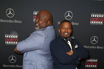 Gil Robertson African American Film Critics Association Oscars Viewing Party
