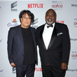 Gil Robertson IV The African American Film Critics Association's 11th Annual AAFCA Awards - Arrivals
