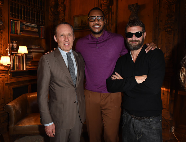 GQ Party for Jim Moore and Milan Menswear Fashion Week Spring/Summer 2016