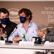 """Gilles Lellouche """"Bac Nord"""" Press Conference - The 74th Annual Cannes Film Festival"""