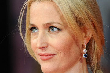 Gillian Anderson EE British Academy Film Awards 2014 - Red Carpet Arrivals