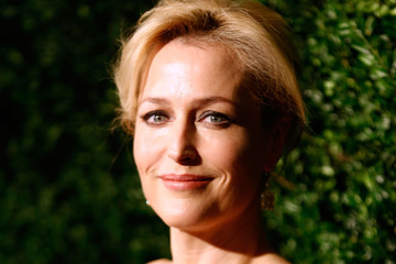 Gillian Anderson 60th London Evening Standard Theatre Awards