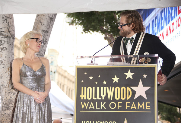 Gillian Anderson Honored With Star on the Hollywood Walk of Fame