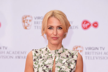Gillian Anderson Virgin TV BAFTA Television Awards - Red Carpet Arrivals