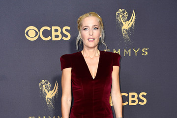 Gillian Anderson 69th Annual Primetime Emmy Awards - Arrivals